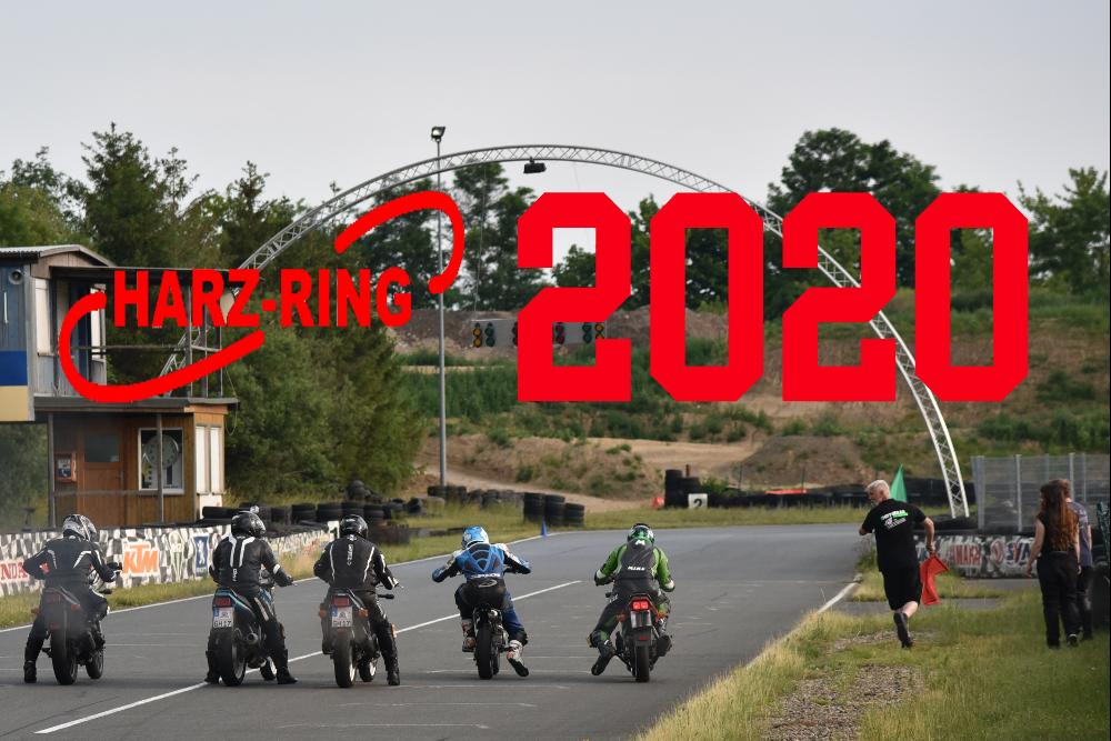 Harz-Ring 2020 Buchungen ab sofort möglich